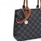 Shopper Anastasia Blue, Farbe: blau/petrol, Marke: Tamaris, EAN: 4063512031760, Abmessungen in cm: 29.5x22.5x14.0, Bild 5 von 5