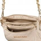 Umhängetasche Ocarina Ecru, Farbe: beige, Marke: Valentino Bags, EAN: 8058043332284, Abmessungen in cm: 24.5x14.5x5.0, Bild 9 von 13