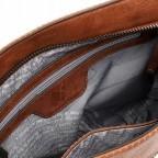 Umhängetasche Franzy 12852 Cognac, Farbe: cognac, Marke: Suri Frey, EAN: 4056185135774, Abmessungen in cm: 28.0x28.0x6.0, Bild 4 von 5