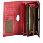 Geldbörse Grandma's Luxury Club Stella mit Bügelverschluss Crimson Red, Farbe: rot/weinrot, Marke: Aunts & Uncles, EAN: 4250394967014, Abmessungen in cm: 19.0x10.0x3.0, Bild 5 von 5