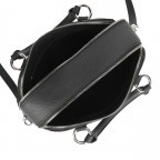 Handtasche Lettera Nava SHZ Black, Farbe: schwarz, Marke: Joop!, EAN: 4053533936083, Abmessungen in cm: 31.0x22.5x11.0, Bild 7 von 7
