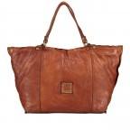 Handtasche Cognac, Farbe: cognac, Marke: Campomaggi, EAN: 8054302728331, Bild 3 von 9