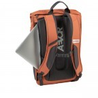 Rucksack Daypack Solid Matt Rip Maple, Farbe: orange, Marke: Aevor, EAN: 4057081115471, Abmessungen in cm: 34.0x48.0x14.0, Bild 5 von 12