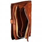 Geldbörse Bella Di Notte 2470-X0038 Cognac, Farbe: cognac, Marke: Campomaggi, EAN: 8054302043564, Abmessungen in cm: 15.5x10.0x3.0, Bild 5 von 5