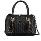 Handtasche Cessily Black, Farbe: schwarz, Marke: Guess, EAN: 0190231498360, Abmessungen in cm: 26.0x19.0x11.0, Bild 1 von 7