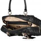 Handtasche Cessily Black, Farbe: schwarz, Marke: Guess, EAN: 0190231498360, Abmessungen in cm: 26.0x19.0x11.0, Bild 7 von 7