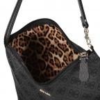 Shopper Vikky Bag in Bag Coal Logo, Farbe: schwarz, Marke: Guess, EAN: 0190231480204, Bild 10 von 14