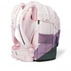 Rucksack Pack Limited Edition Now or Never Right Now, Farbe: flieder/lila, Marke: Satch, EAN: 4057081102464, Abmessungen in cm: 30.0x45.0x22.0, Bild 6 von 19