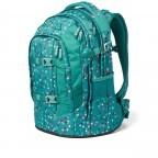 Rucksack Pack Happy Confetti, Farbe: grün/oliv, Marke: Satch, EAN: 4057081102396, Abmessungen in cm: 30.0x45.0x22.0, Bild 2 von 13