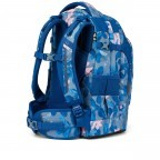 Rucksack Pack Summer Soul, Farbe: blau/petrol, Marke: Satch, EAN: 4057081102402, Abmessungen in cm: 30.0x45.0x22.0, Bild 6 von 13