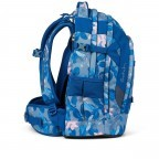 Rucksack Pack Summer Soul, Farbe: blau/petrol, Marke: Satch, EAN: 4057081102402, Abmessungen in cm: 30.0x45.0x22.0, Bild 7 von 13