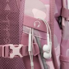 Rucksack Pack Heartbreaker, Farbe: rosa/pink, Marke: Satch, EAN: 4057081102419, Abmessungen in cm: 30.0x45.0x22.0, Bild 12 von 13