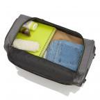 Reisetasche Basics Grau Grün, Farbe: grau, Marke: Travelite, EAN: 4027002056749, Abmessungen in cm: 55.0x32.0x29.0, Bild 3 von 5
