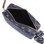 Umhängetasche Cortina Cloe SHZ1, Farbe: schwarz, grau, blau/petrol, cognac, weiß, Marke: Joop!, Abmessungen in cm: 20.5x14.5x6.0, Bild 6 von 7