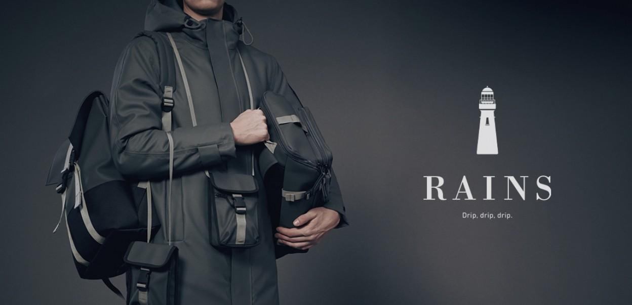 Rains - Grey