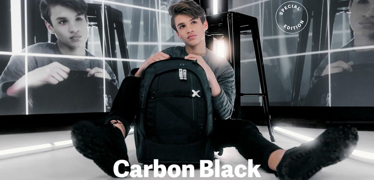 Satch FS2020 - Carbon Black