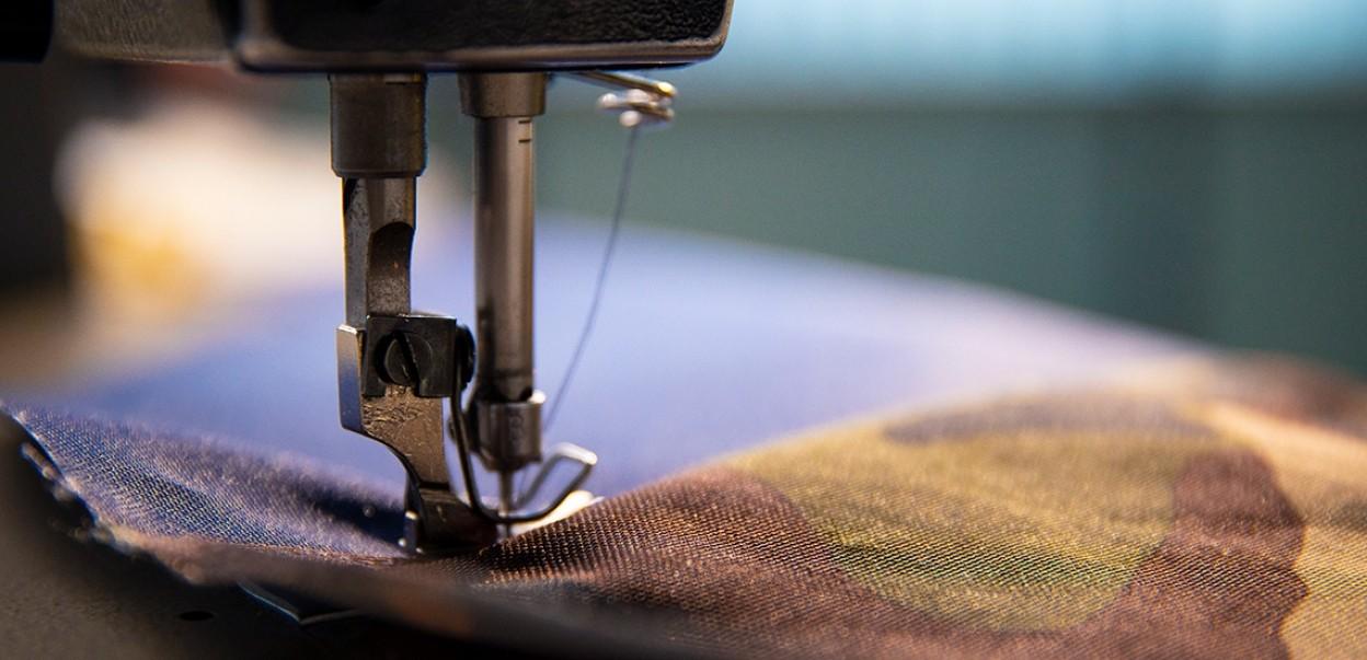 Eastpak 2020 - Stitching