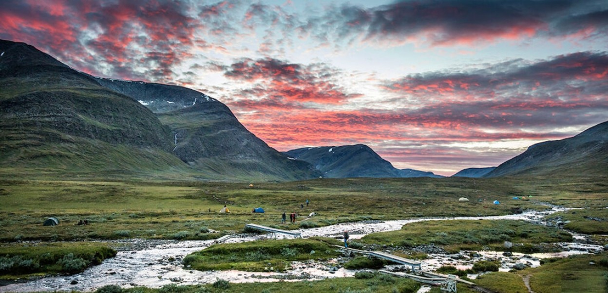 Fjällräven - Panorama