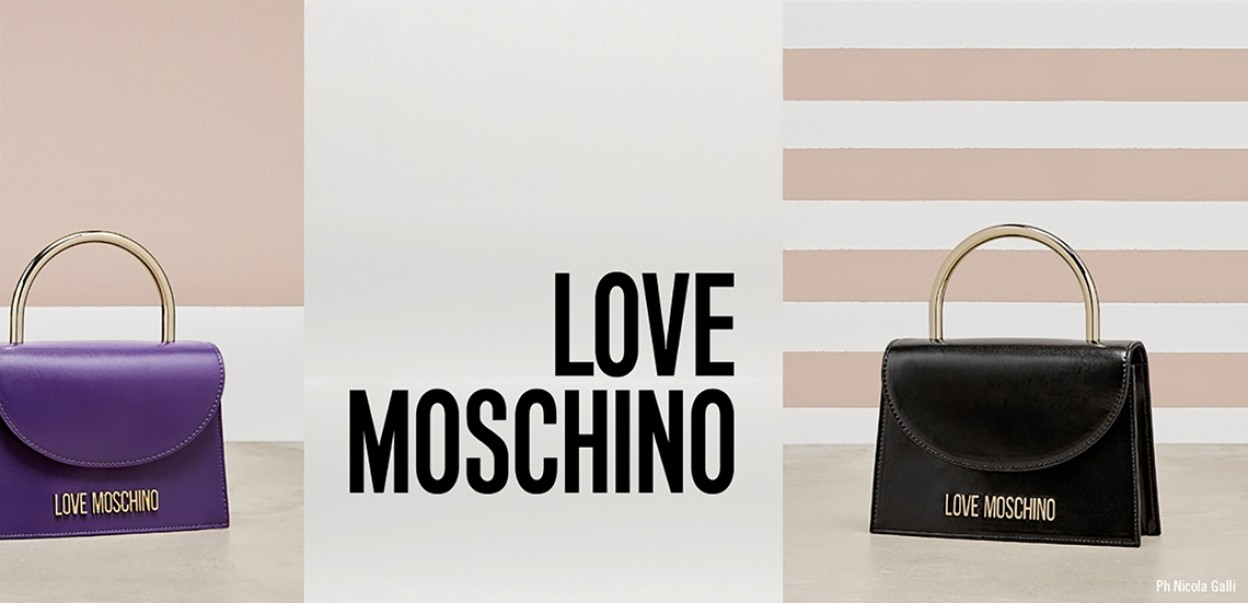 Love Moschino HW2020 - Black and Purple