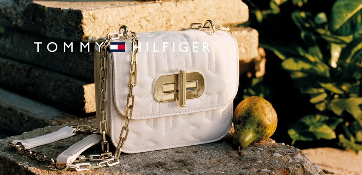 Tommy Hilfiger - FS 2021 Handtasche Weiss